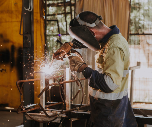 Housing and Construction - Welding